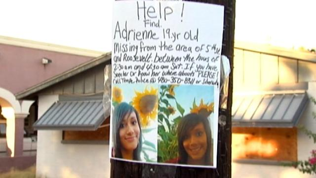 Arizona Police Search Lake for Missing College Student