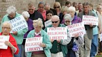 Southern Baptist groups fight contraception mandate