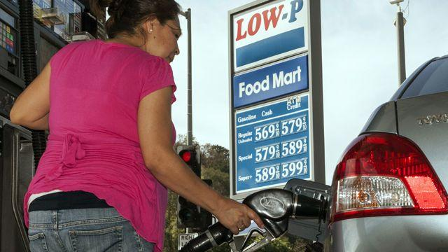 Gas prices spike to all-time high in California