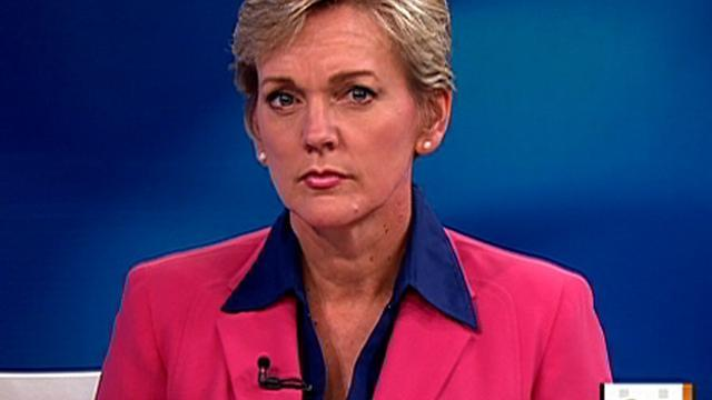 Granholm on jobs: Action is necessary