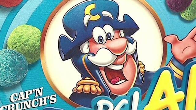 Cap`n Crunch`s rank under question
