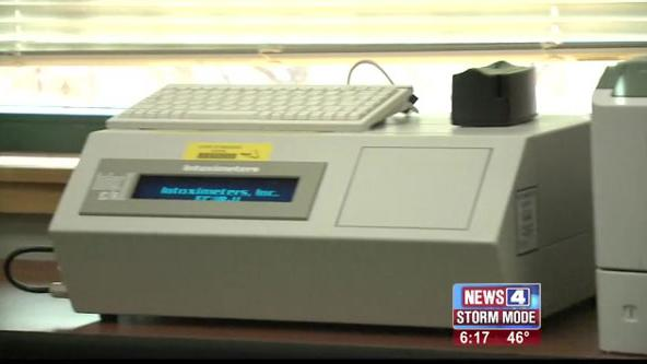 Local police using new breathalyzer that could help prosecute DWI cases