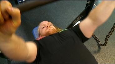 Beau Allen: Lifting Himself To His Dreams