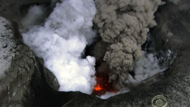 Up close and personal with Icelandic volcanoes
