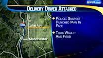 Pizza delivery driver describes attack