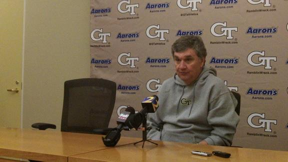 GT Spring Game Wrap: Paul Johnson