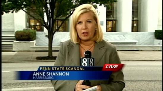 Lawyers representing former Penn State administrators in court