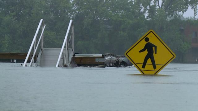 Conn. River Levels Rising, Residents Hoping For Relief