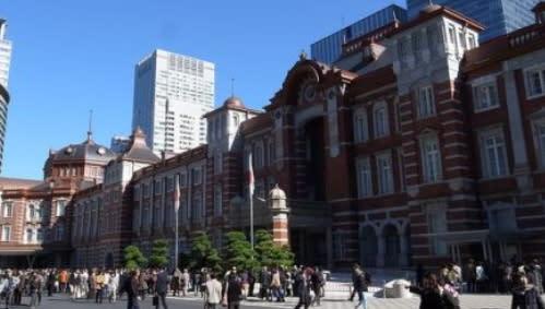 老建築的魅力 東京5大復古車站巡禮