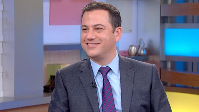 Kimmel Says 'Most Influential' Honor 'Ridiculous'