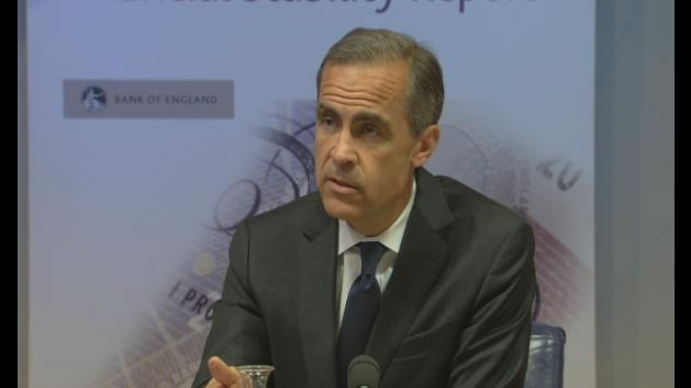 Bank of England announces mortgages cap