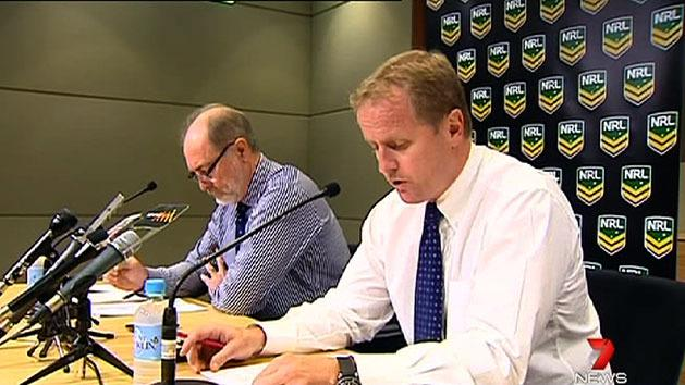 NRL announces head office shake-up