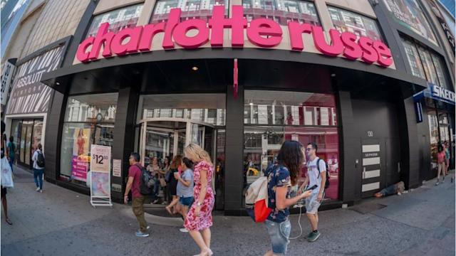 Charlotte Russe Is Re Opening Its Doors And Having A Huge Sale Right Now