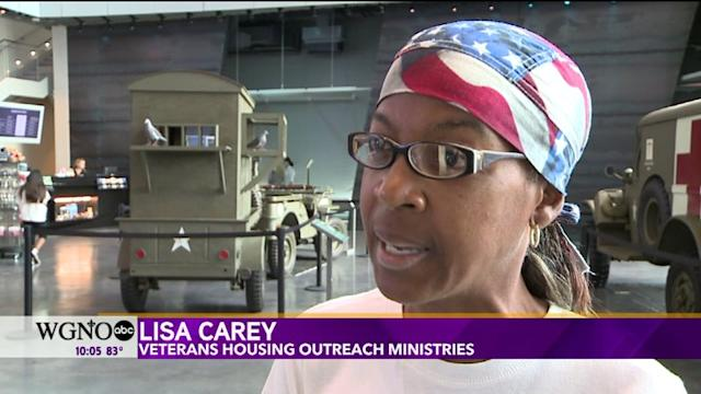 City Vows to End Homelessness Among Veterans