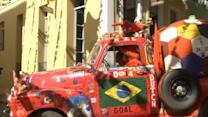 No distance too far for one Dutch World Cup fan