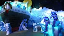 The Queen Mary's 'cool' holiday attraction