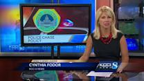 Chief Bradshaw explains new police chase policy