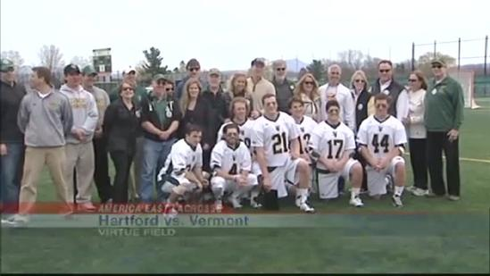 Vermont drops heartbreaker on senior day