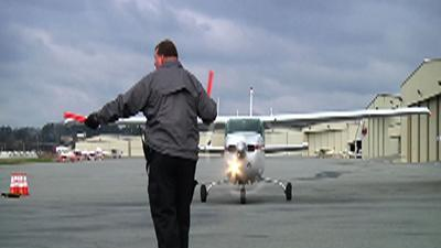 Airport Worried About Control Tower Closings