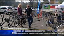 """""""Soldier Ride"""" puts wounded warriors on a new path"""