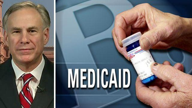 Texas won't participate in Medicaid expansion