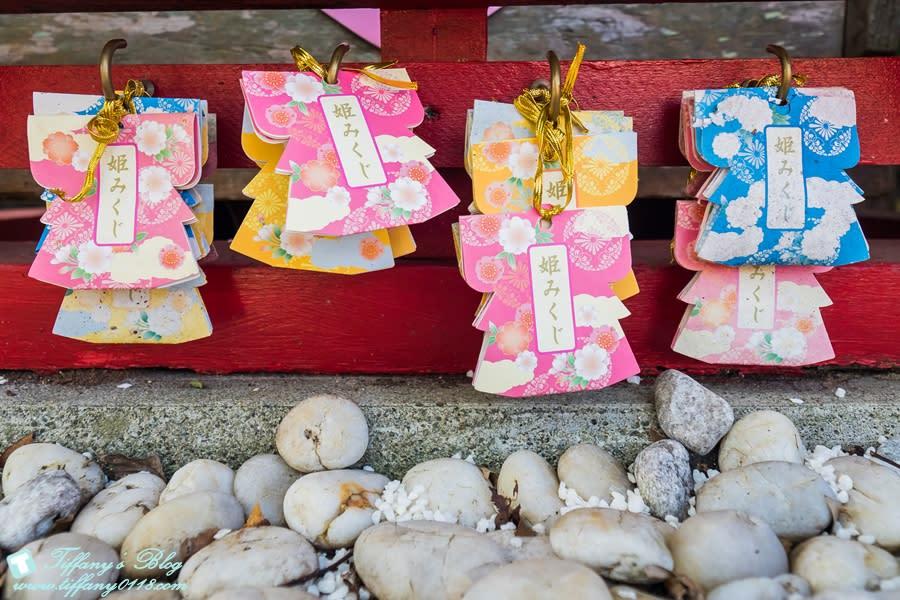 [日本四國]德島眉山天神社/季節限定手繪超美御朱印+每日限量30個福錢守/超有愛的必訪神社