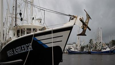 Alabama shrimpers take stock after Isaac