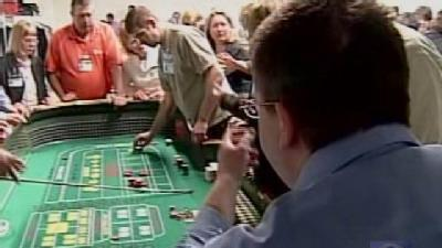 Dozens Training To Be Table Games Dealers