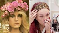Beauty ReCovered - Lana Del Rey's Plump Lips and Dreamy '70s Makeup, Recreated by Kandee Johnson