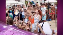 Entertainment News Pop: Icona Pop Doesn't Care, They Loved Miami's IHeartRadio Pool Party!