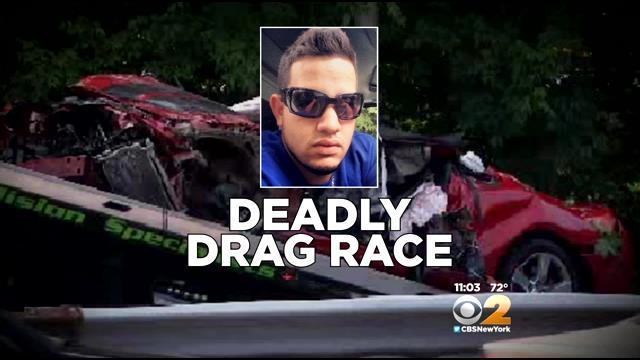 Cops: Drag Racing May Be To Blame For Fatal Dobbs Ferry Crash