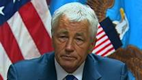 Hagel: US Not Working Unilaterally With Taliban