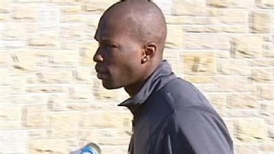 Ochocinco Talks About KC Visit, BBQ Before Tryout