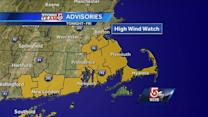 Cindy's Thursday Boston-area weather forecast