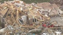 Clean up begins in tornado ravaged Midwest