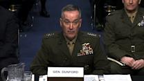 "Top U.S. commander: ""Yes,"" we're winning in Afghanistan"