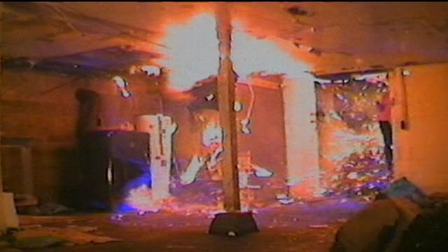 Sandy's Aftermath: Dangers of Invisible, Flammable Gas