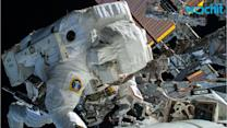 'Cable Guys' Get Set for Spacewalk After Helmet Scare