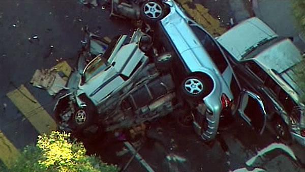 1 dead, 2 critically injured in SF rollover accident