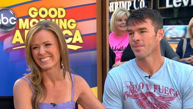 'The Bachelorette' Couple Discusses Life Nine Years Later