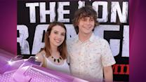 Entertainment News Pop: Emma Roberts Predicted She Would 'Mess Up' About BF Evan Peters!