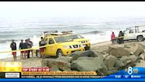 Man drowned after disappearing from beach