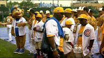 Chicago's Little League Champs Honored At Wrigley Field