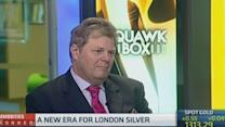 117-year old London silver fix ends