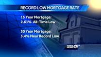 Mortgage rates fall to new tempting lows