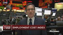 Employment Cost Index up 0.2% in Q2