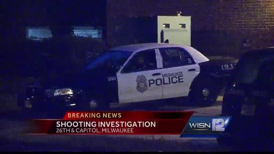 Man shot in leg during overnight incident