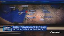Russian plane was in Turkish territory: Fmr. ambassador