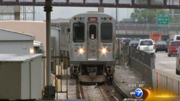 CTA Red Line reconstruction officially underway