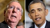 GOP slam Obama over 11th hour sequestration battle